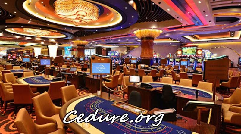 cara bermain casino online